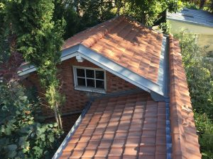 Rénovation de toiture. Le Vésinet (78110)